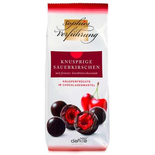 Sophies Verführung Sauerkirschen Zartbitterschokolade