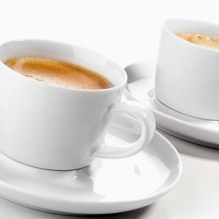 Weißer Sommertraum Kaffee