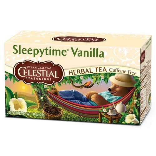 Celestial Seasonings Sleepytime Vanilla Tee 20 Beutel