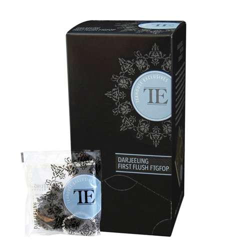 TE Luxury Tea Bag Darjeeling First Flush FTGFOP 15 Teebeutel 52,5 g