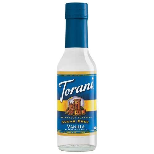 Torani Sirup Vanilla zuckerfrei 150 ml