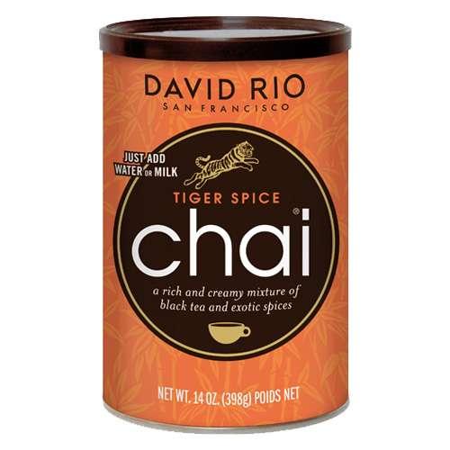 David Rio Tiger Spice Chai 398 g