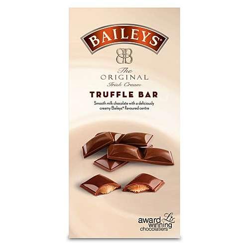 BAILEYS Milchschokolade Truffle Bar 90 g