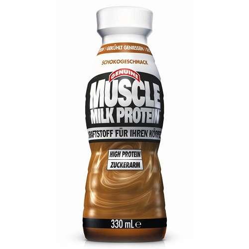 Muscle Milk Protein Drink Schokolade 330 ml