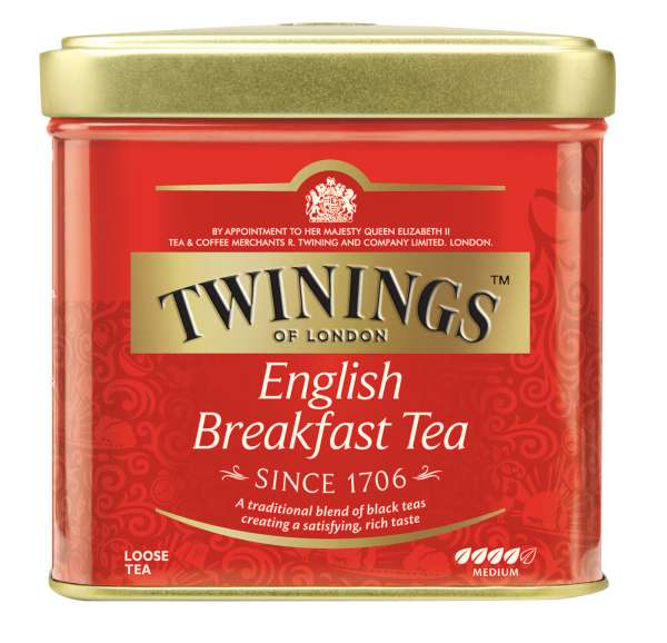 Twinings English Breakfast Tee lose Dose 100 g