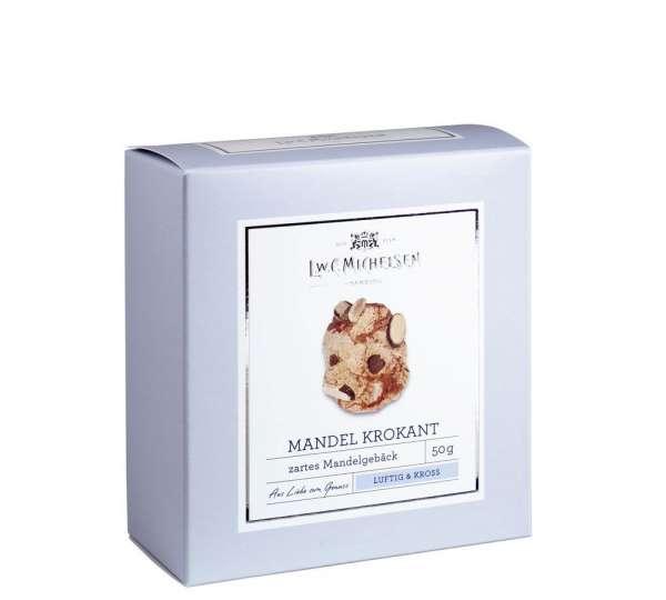 Luftige Mandel-Kekse von L.W.C. Michelsen 50g