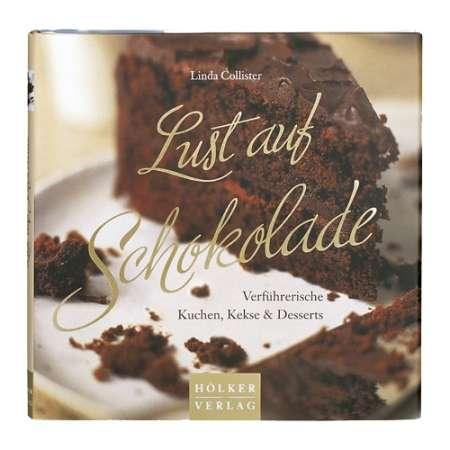 """Buch """"Lust auf Schokolade"""""""