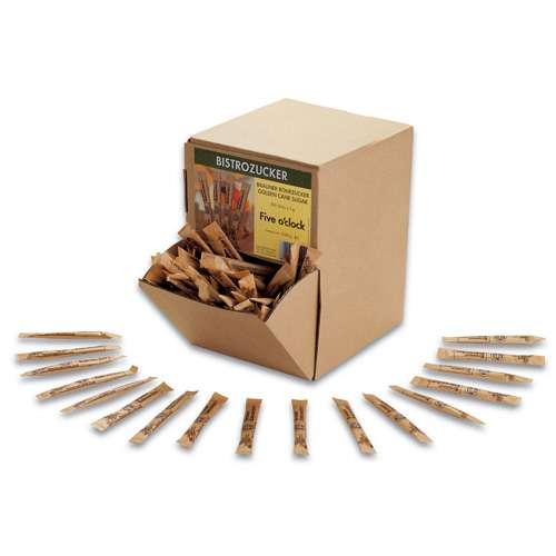 Rohrzuckersticks Five o'clock 500 Sticks 2,5 kg