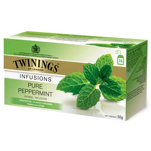 Twinings Pure Peppermint Tee 25 Teebeutel