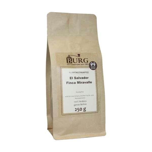 BURG El Salvador Finca Miravalle Kaffee
