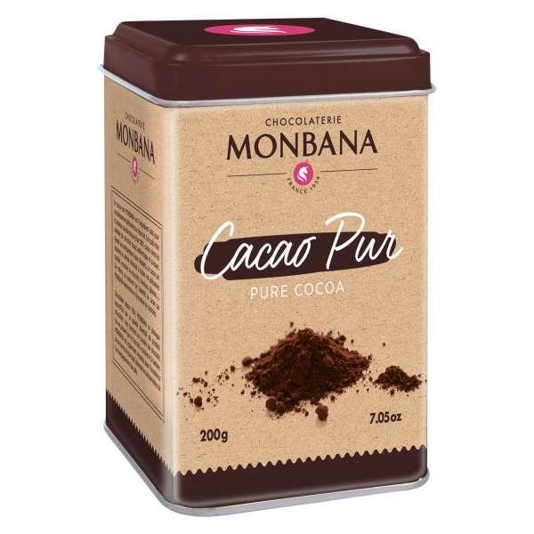 Monbana 100% Kakao Dose 200 g