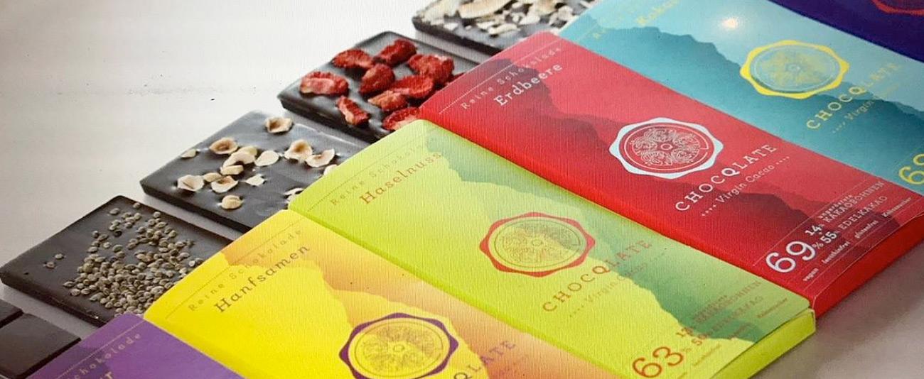 ChocQlat-Schokolade