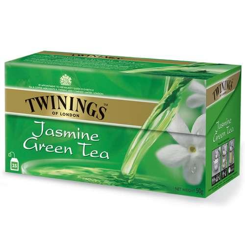 Twinings Grüner Tee mit Jasmin 25 Teebeutel