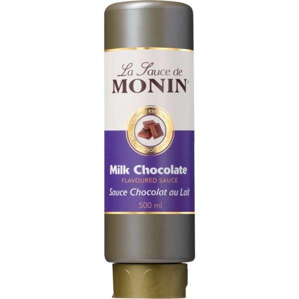 Monin Soße Milchschokolade 500 ml
