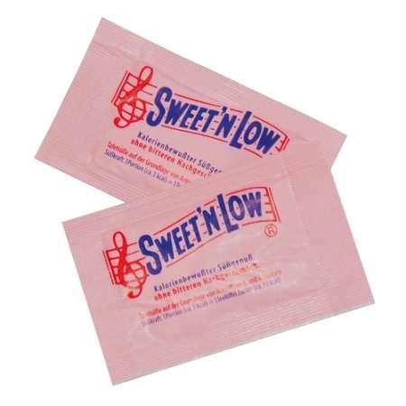 Sweet'N Low Süßstoff Karton mit 1000 Beuteln