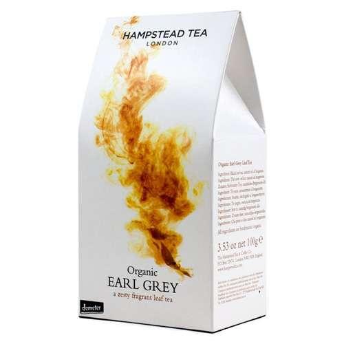 HAMPSTEAD TEA Bio Earl Grey loser Tee 100 g