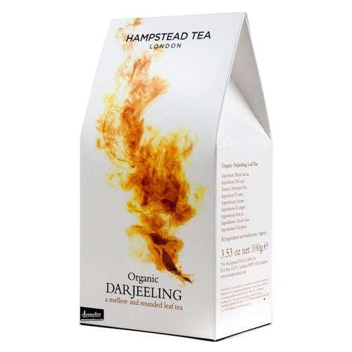 HAMPSTEAD TEA Bio Darjeeling loser Tee 100 g