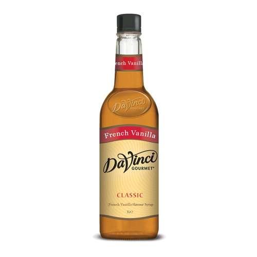 Da Vinci Gourmet Sirup French Vanille PET 1 L