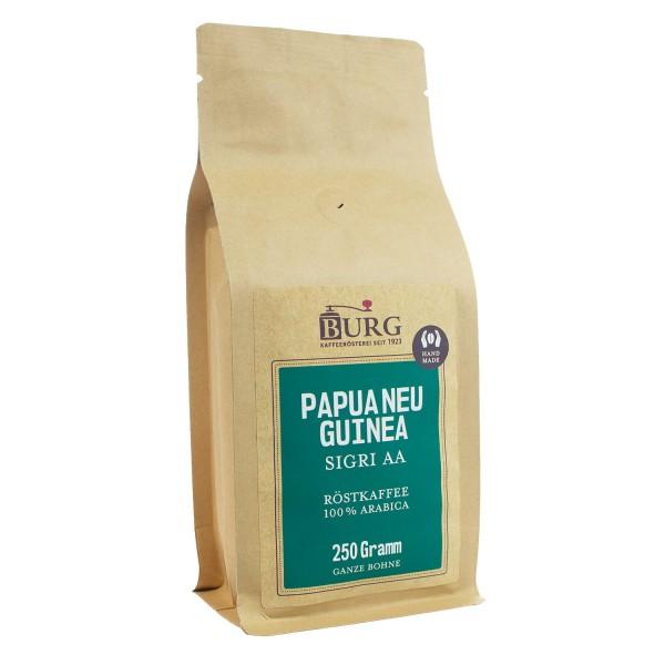 BURG Papua Neuguinea Sigri AA Kaffee kaufen