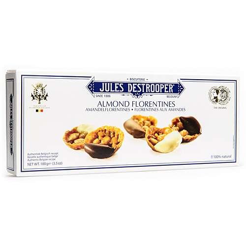 Jules Destrooper Mandelflorentiner 100 g