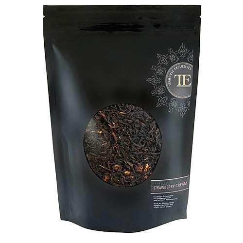 TE Luxury Tea Loose Strawberry Cream lose 250 g