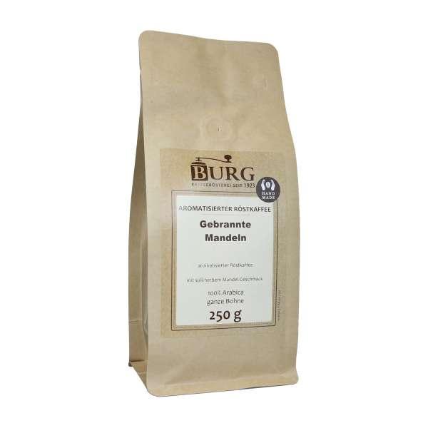 BURG Gebrannte Mandeln Kaffee aromatisiert