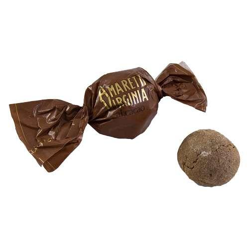 Amaretti Virginia Cocoa einzeln verpackt