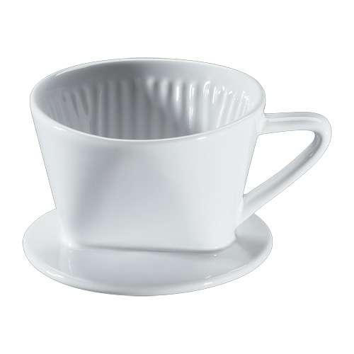 Cilio Kaffeefilter weiß Größe 1