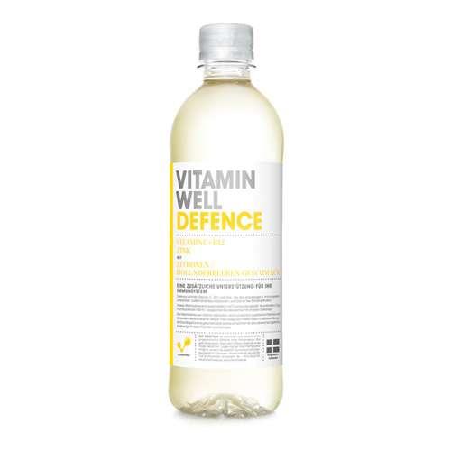 Vitamin Well Vitamindrink Defence 500 ml