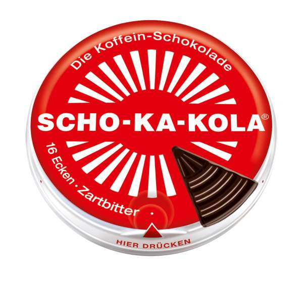 SCHO-KA-KOLA Die Energie-Schokolade 100 g