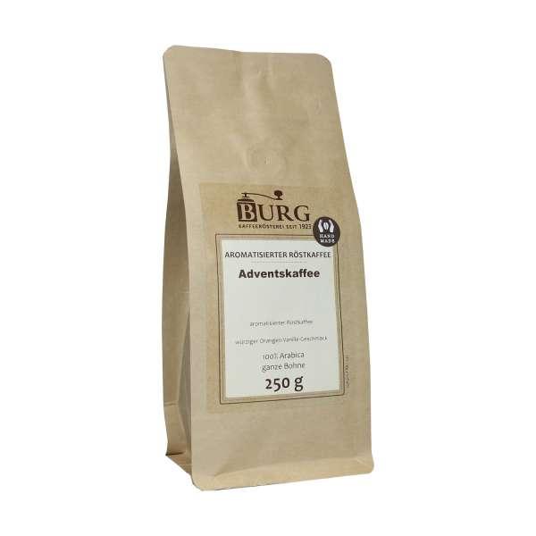 BURG Adventskaffee aromatisiert