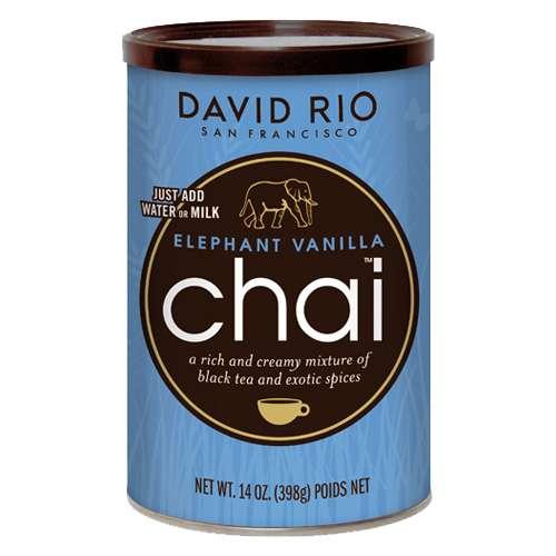 David Rio Elephant Vanilla Chai 398 g