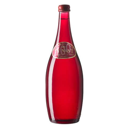 Ty Nant Wasser Carbonated red 750 ml