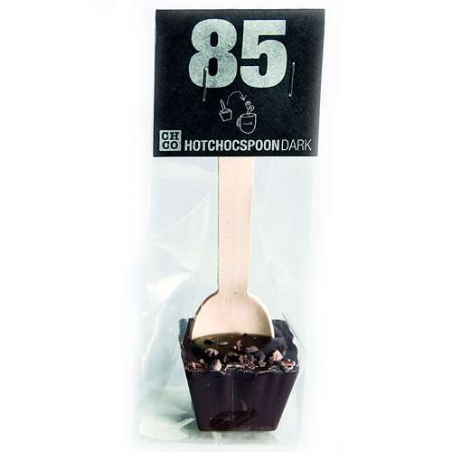 HOTCHOCSPOON 85 % Zartbitter 50 g