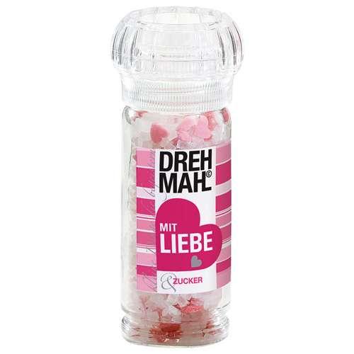 DREHMAHL Mühle Aromazucker mit Liebe 70 g