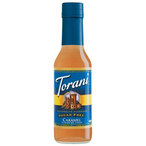 Torani Sirup Caramel zuckerfrei 150 ml