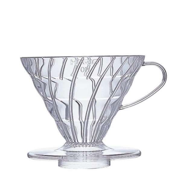 HARIO Kaffeefilter V60 Dripper transparent