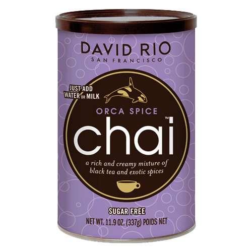 David Rio Orca Spice Chai zuckerfrei 337 g