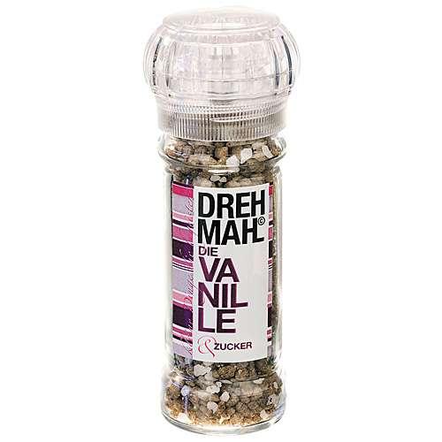 DREHMAHL Mühle Aromazucker Vanille 75 g