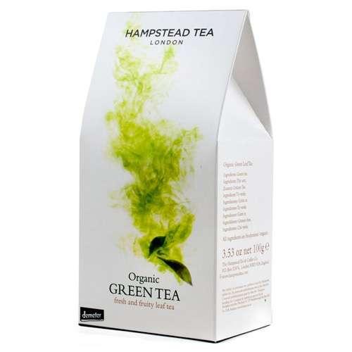 HAMPSTEAD TEA Bio Green Tea loser Tee 100 g