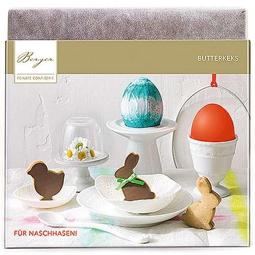 Berger Schokolade Vollmilch Butterkeks 90 g