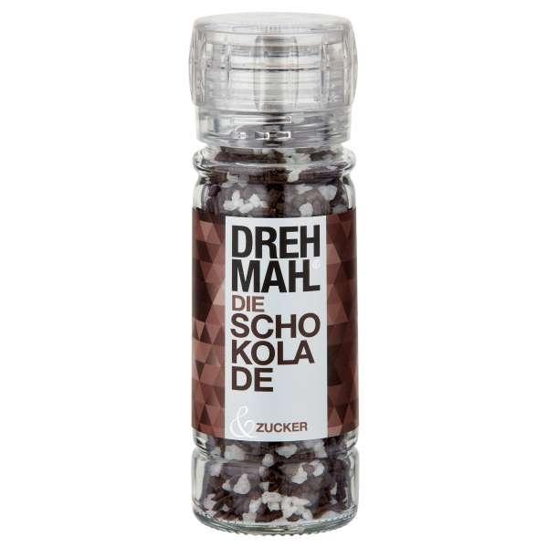 DREHMAHL Mühle Aromazucker Schokolade 75 g