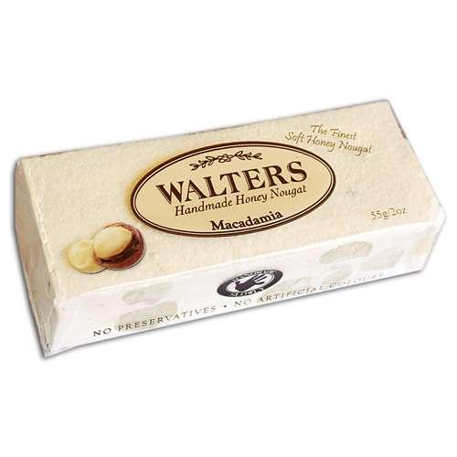 WALTERS Nougat Macadamia 50 g