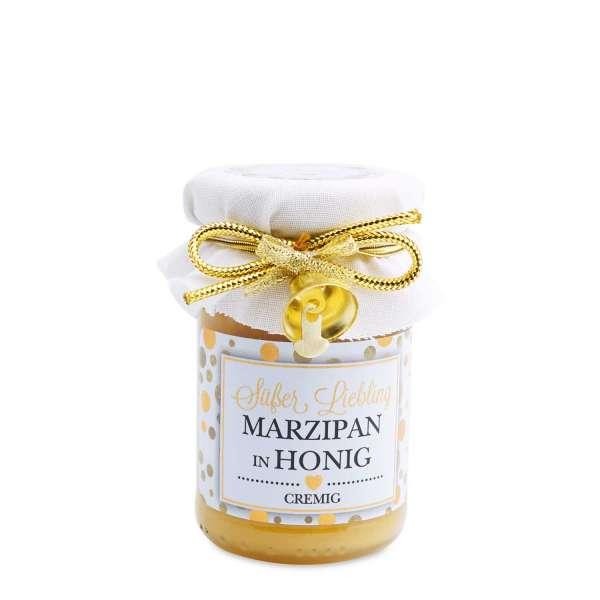 Honig in Marzipan: Süßer Liebling von Collier 125 g