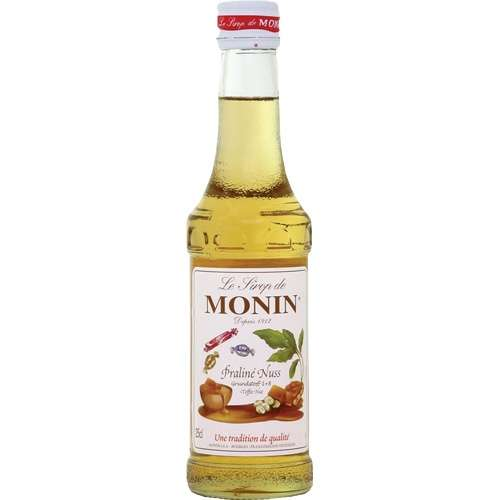 Monin Sirup Praline Nuss 250 ml