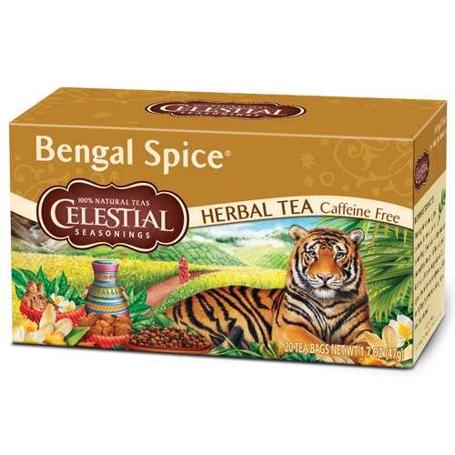 Celestial Seasonings Bengal Spice 20 Beutel