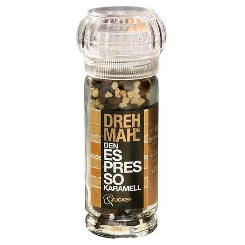 DREHMAHL Mühle Aromazucker Espresso Karamell 55 g