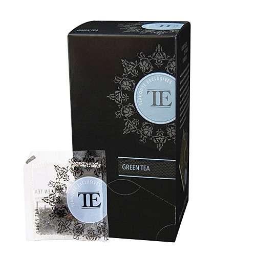 TE Luxury Tea Bag Green Tea 15 Teebeutel 52,5 g