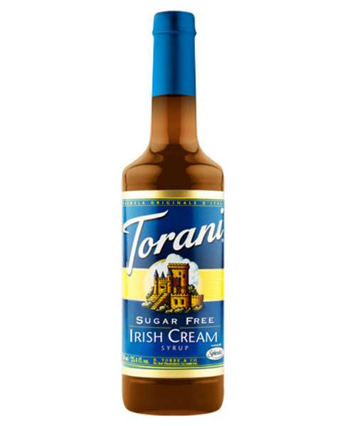 Torani Sirup Irish Cream zuckerfrei 750 ml