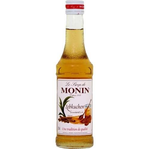 Monin Sirup Lebkuchen 250 ml